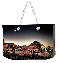 Weekender Tote Bag featuring the photograph Peaceful Easy Feeling by Jim Hill