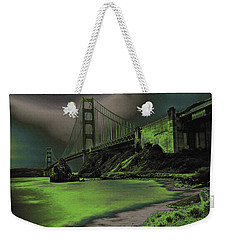 Peaceful Eerie Feeling Weekender Tote Bag