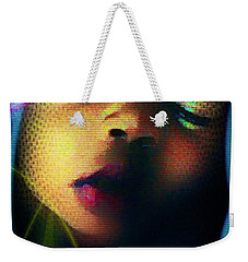 Weekender Tote Bag featuring the photograph Peaceful by Iowan Stone-Flowers