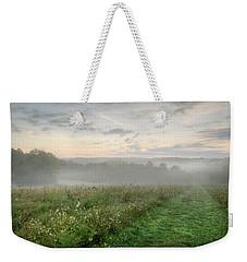 Peaceful Morning Weekender Tote Bag by Ann Bridges
