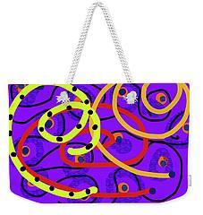 Peaceful Passion Weekender Tote Bag