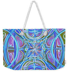 Peaceful Patience Weekender Tote Bag