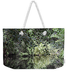 Peaceful Reflections Weekender Tote Bag