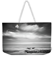 Peaceful Sea View. Weekender Tote Bag