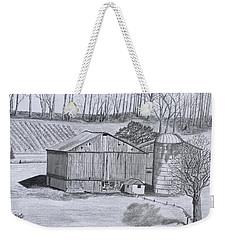 Peaceful Setting  Weekender Tote Bag