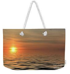 Peaceful Sunrise Weekender Tote Bag