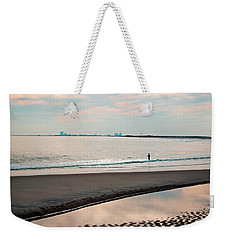 Peaceful Sunset Holgate Weekender Tote Bag by Elsa Marie Santoro