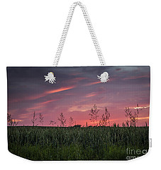 Peaceful Sunset Weekender Tote Bag