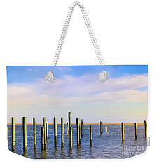 Weekender Tote Bag featuring the photograph Peaceful Tranquility by Colleen Kammerer
