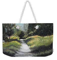 Peaceful Walk In The Foothills Weekender Tote Bag