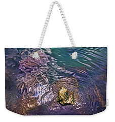 Peaceful Water1 Weekender Tote Bag
