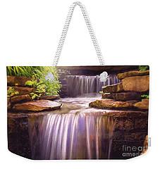 Peaceful Waters Weekender Tote Bag