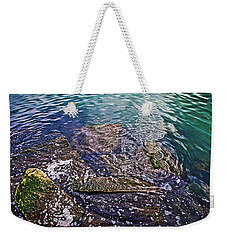 Peaceful Waters2 Weekender Tote Bag