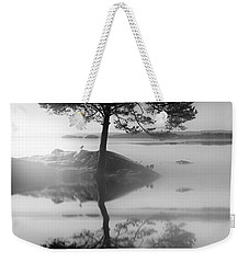 Weekender Tote Bag featuring the photograph Peacemakers Hope by Rose-Maries Pictures