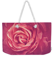 Blooms And Petals Weekender Tote Bag