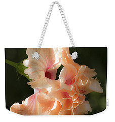 Peach Bliss Weekender Tote Bag