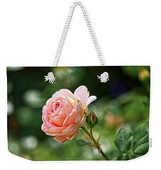 Peach Petals Weekender Tote Bag