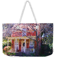 Peach Tree Bed And Breakfast Weekender Tote Bag