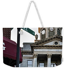 Peachtree And Central Weekender Tote Bag
