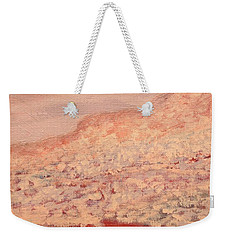 Peachy Day Weekender Tote Bag