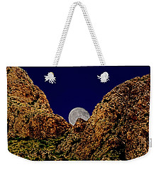 Peak Full Moon H03 Weekender Tote Bag