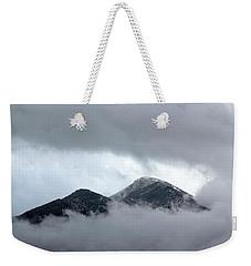 Peaking Through The Clouds Weekender Tote Bag