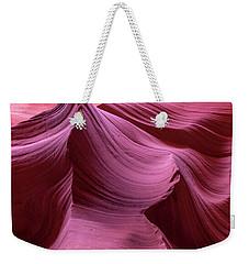 Peaks Of Pink Weekender Tote Bag