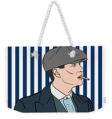 Peaky Blinders Weekender Tote Bag by Nicole Wilson