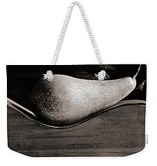 Pear #4745 Weekender Tote Bag by Andrey Godyaykin