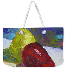 Pear Pair Weekender Tote Bag