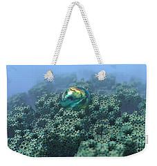 Pearl Amongst Swine Weekender Tote Bag