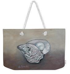 Pearl  Weekender Tote Bag