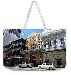 Pearl Oyster Bar Weekender Tote Bag