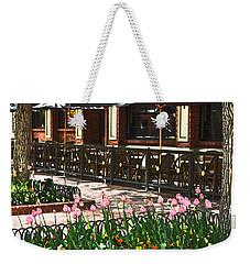 Pearl Street Mall Weekender Tote Bag
