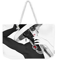 Pearls #2 Weekender Tote Bag
