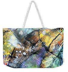 Pearls Of Wisdom Weekender Tote Bag