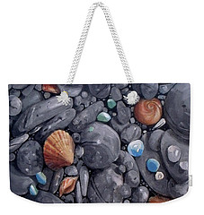 Pebble Soft Moments 1 Weekender Tote Bag