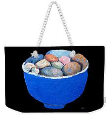 Pebbles Memories Weekender Tote Bag