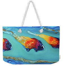 Peces Dorados Weekender Tote Bag