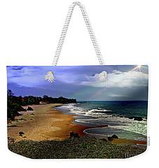 Pedasi Beach, In The Dry Arc Of Panama Weekender Tote Bag