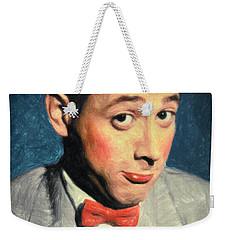 Pee-wee Herman Weekender Tote Bag