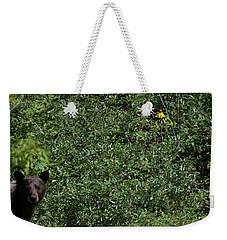 Peek A Bear Weekender Tote Bag