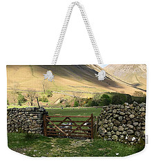 Peek A Boo  Weekender Tote Bag by Kathy Spall