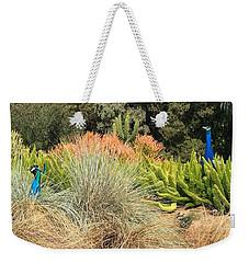 Peek A Boo Weekender Tote Bag by Kruti Shah