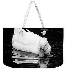 Peek-ing Duck Weekender Tote Bag