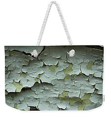 Weekender Tote Bag featuring the photograph Peeling 2 by Mike Eingle