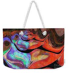 Timeless Weekender Tote Bag by Kathie Chicoine
