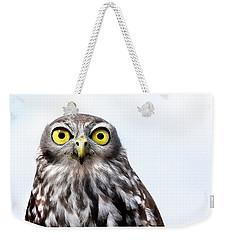 Peepers Weekender Tote Bag
