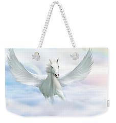 Pegasus Weekender Tote Bag by John Edwards