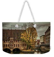 Pegnitz, Nuremberg, Germany Weekender Tote Bag